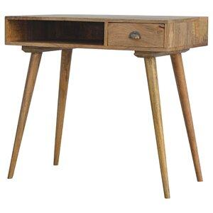 Schreibtisch mit 1 Schublade von Hazelwood Home