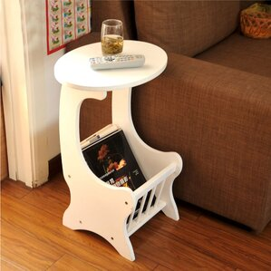 End Table by Above Edge Inc.