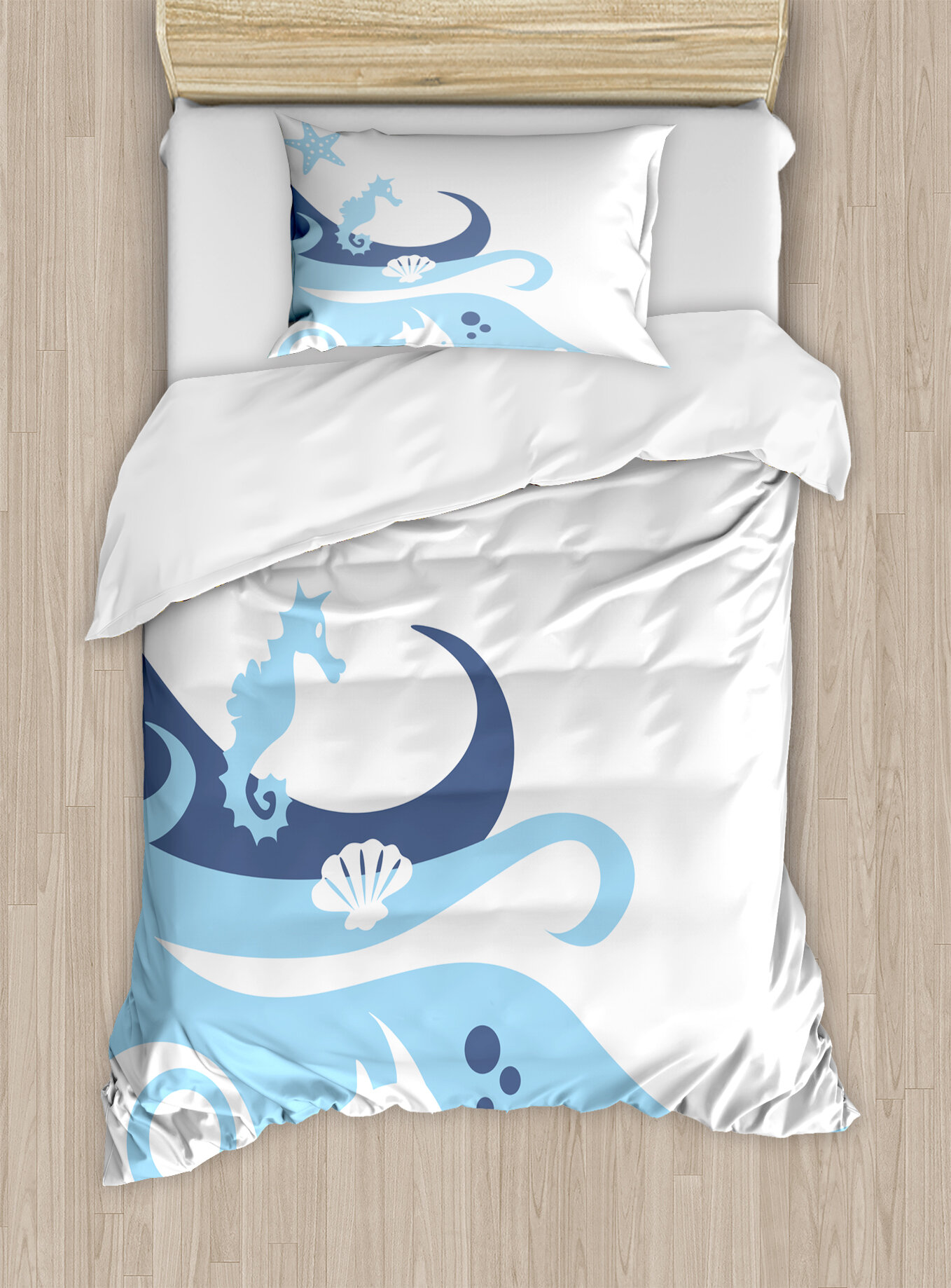 your to summer bring duvet cover the ombre different bed six ocean sea