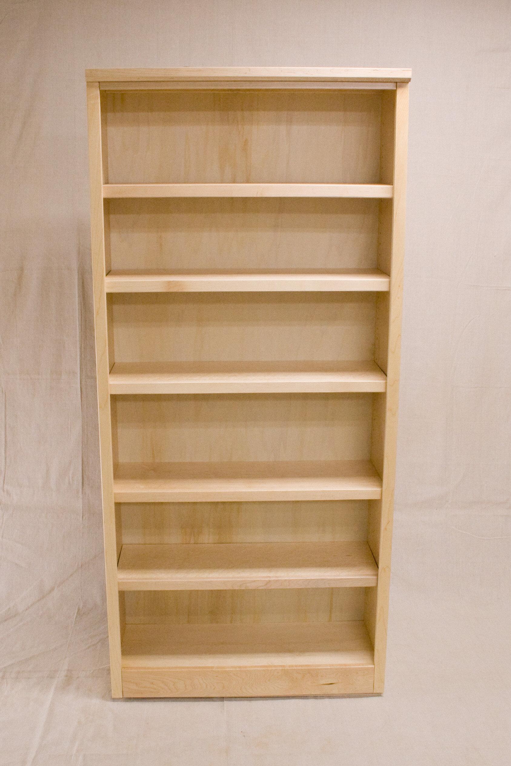 Shelf Urban Maple Standard Bookcase