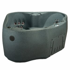 Premium 300 2-Person 20-Jet Plug and Play Spa with Heater, Ozone and LED Waterfall
