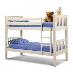 Adelia Single Bunk Bed with Trundle by Viv   Rae