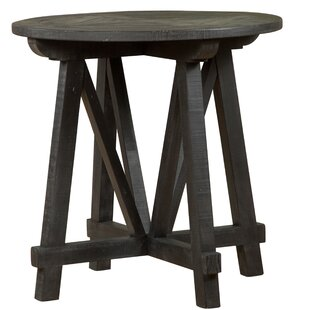 Merrick Pedestal Table | Joss & Main