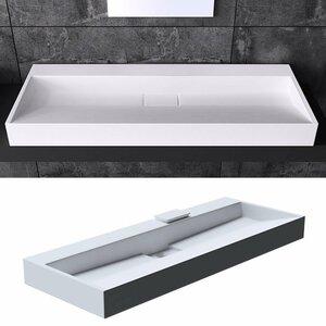 Belfry Bathroom 46 cm Aufsatz-Waschbecken Colossum