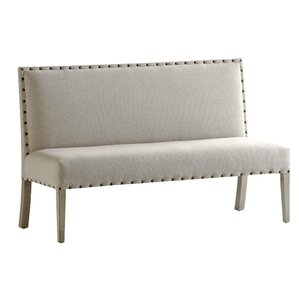 Rive Gauche Upholstered Bench by French Heritage