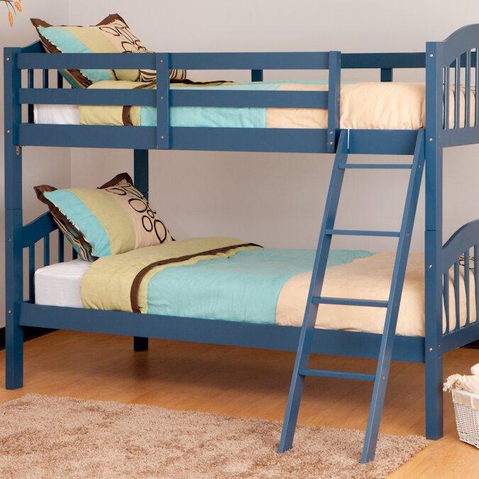 Storkcraft Long Horn Bunk Bed