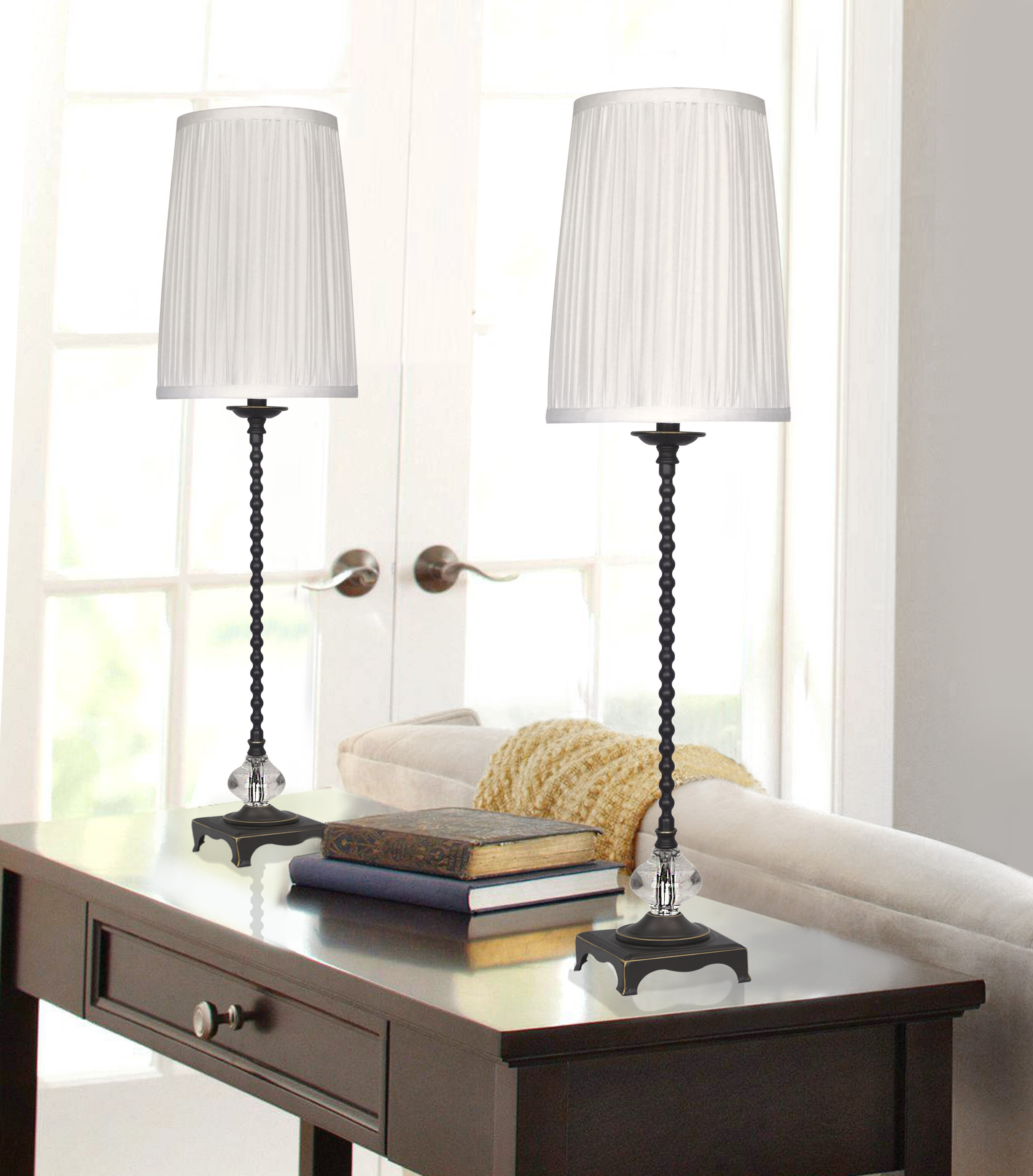 Buffet Table Lamps
