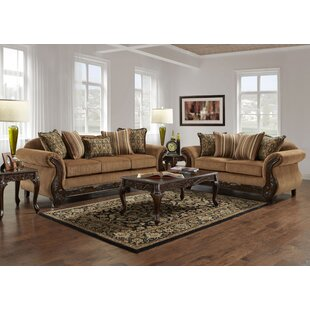 Caulkins 2 Piece Living Room Set
