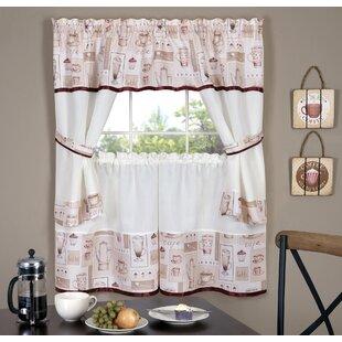 Alarice Window Curtain Set