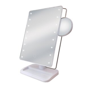 Freestanding Makeup Shaving Mirrors You Ll Love Wayfair