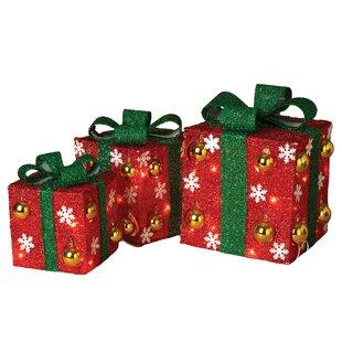 3 Piece Electric Gift Box Set