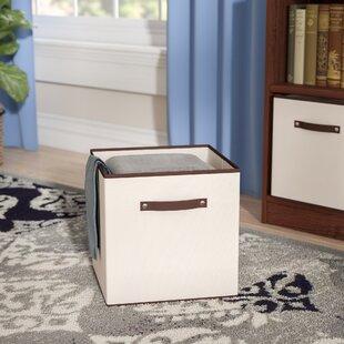 Closet Dresser Drawer Foldable Fabric Storage Bin