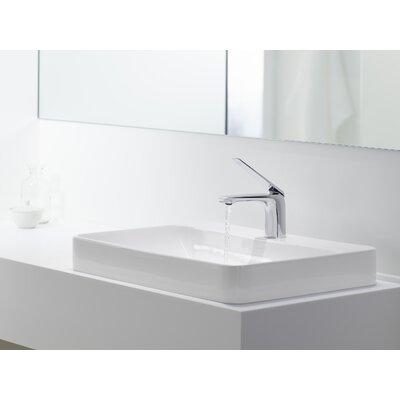 Kohler Sinks Bathroom. Vox Rectangular Vessel Bathroom Sink with Overflow  by Kohler K 2660 1 0 47 7