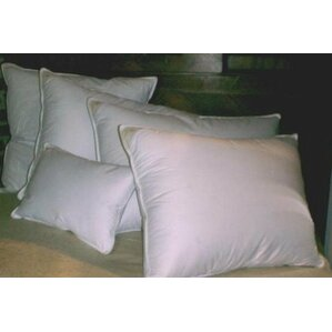 100% Down King Pillow by Down to Basics