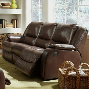 Sawgrass Reclining Sofa by Palliser Furniture