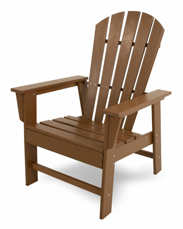Etonnant POLYWOOD® South Beach Plastic Adirondack Chair U0026 Reviews | Wayfair