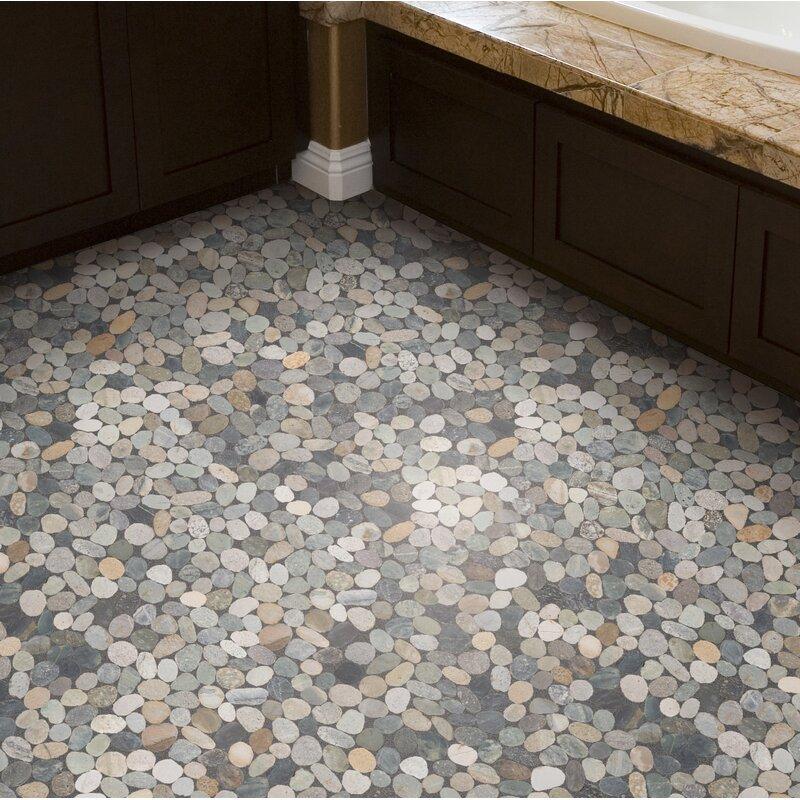 Ordinaire Sliced Random Sized Natural Stone Mosaic Tile