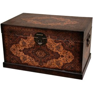 Clair Traditional Baroque Storage Box