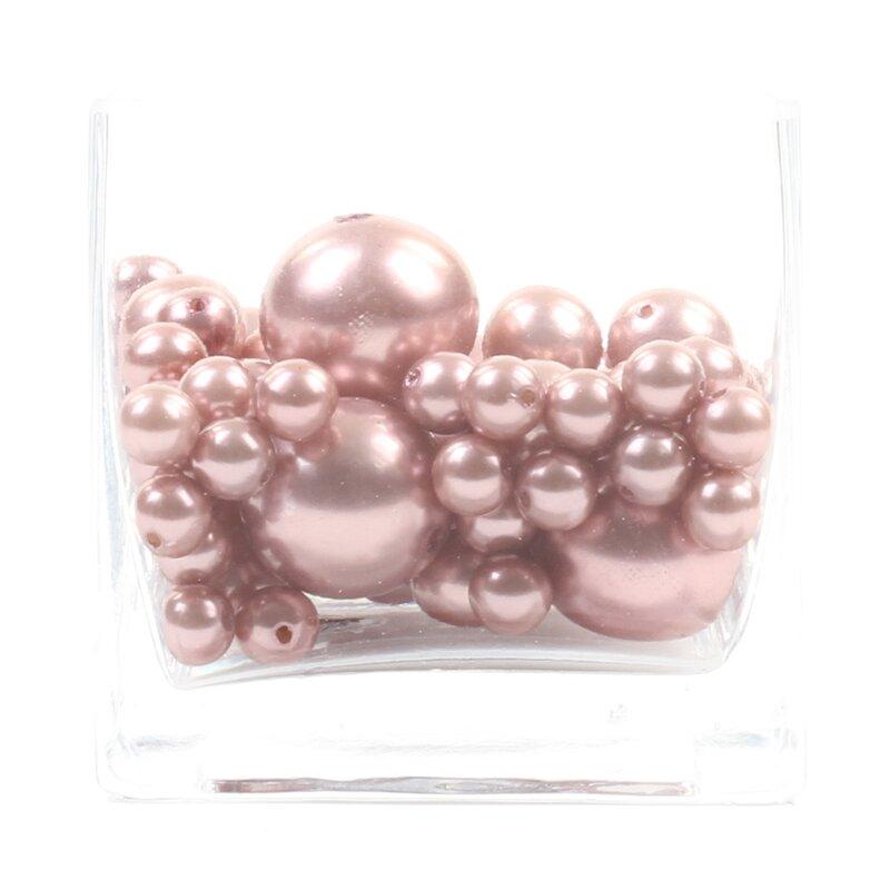 Winston Porter Hildegarde Floating Pearl Beads Vase Filler Wayfair