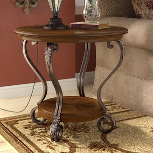 L Shaped End Table Wayfair