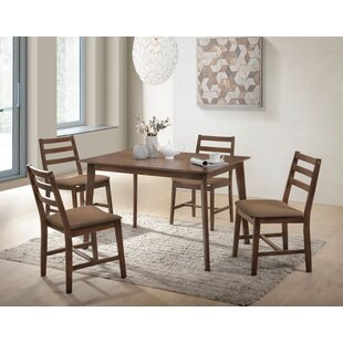 Sneed 5 Piece Dining Set