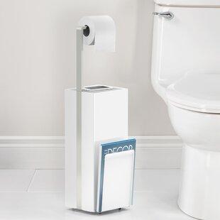 Nuvo Freestanding Toilet Paper Holder