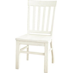Embry Solid Wood Dining Chair (Set of 2) by August Grove
