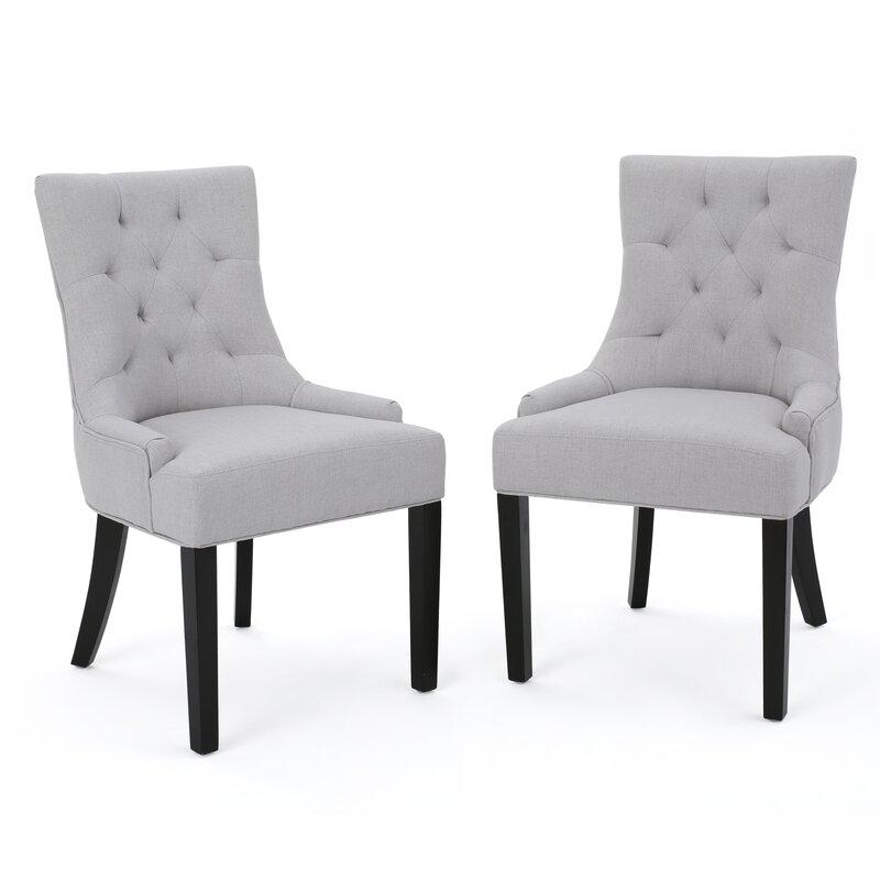 Alcott Hill Grandview Side Upholstered Dining Chair