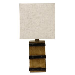 Square Shaped Table Lamps You'll Love | Wayfair
