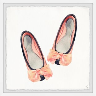Mohammad Little Bow Flats Framed Art by Viv   Rae