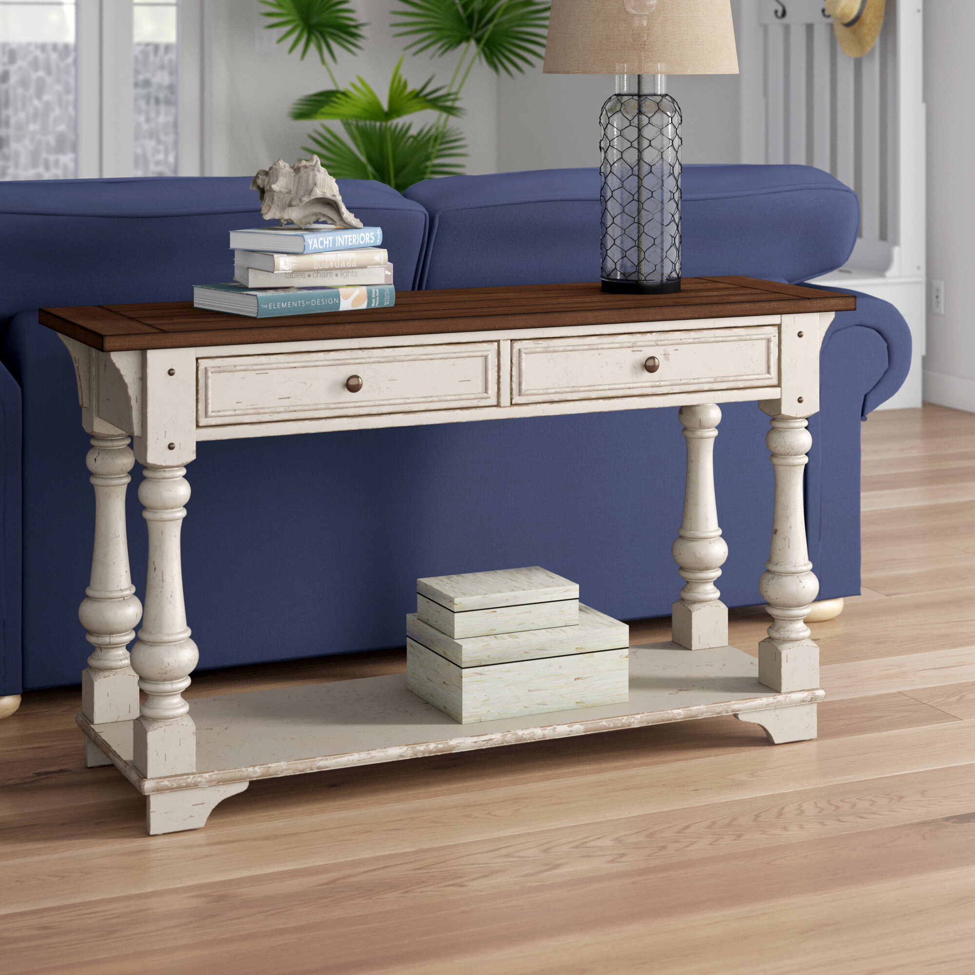 Rosecliff Heights Wrightsville Console Table Wayfair