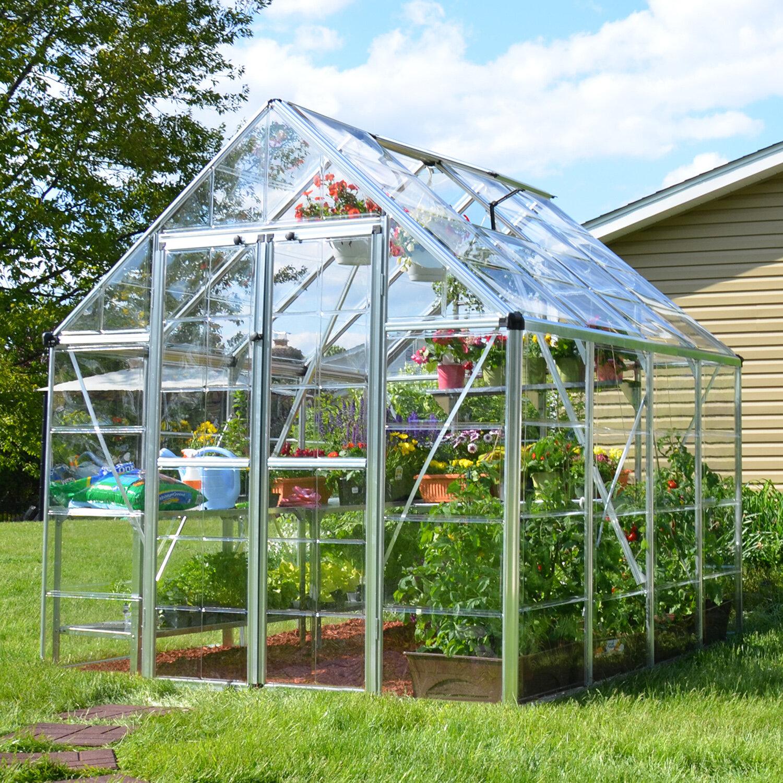 Solexx Greenhouse Panels   Wayfair
