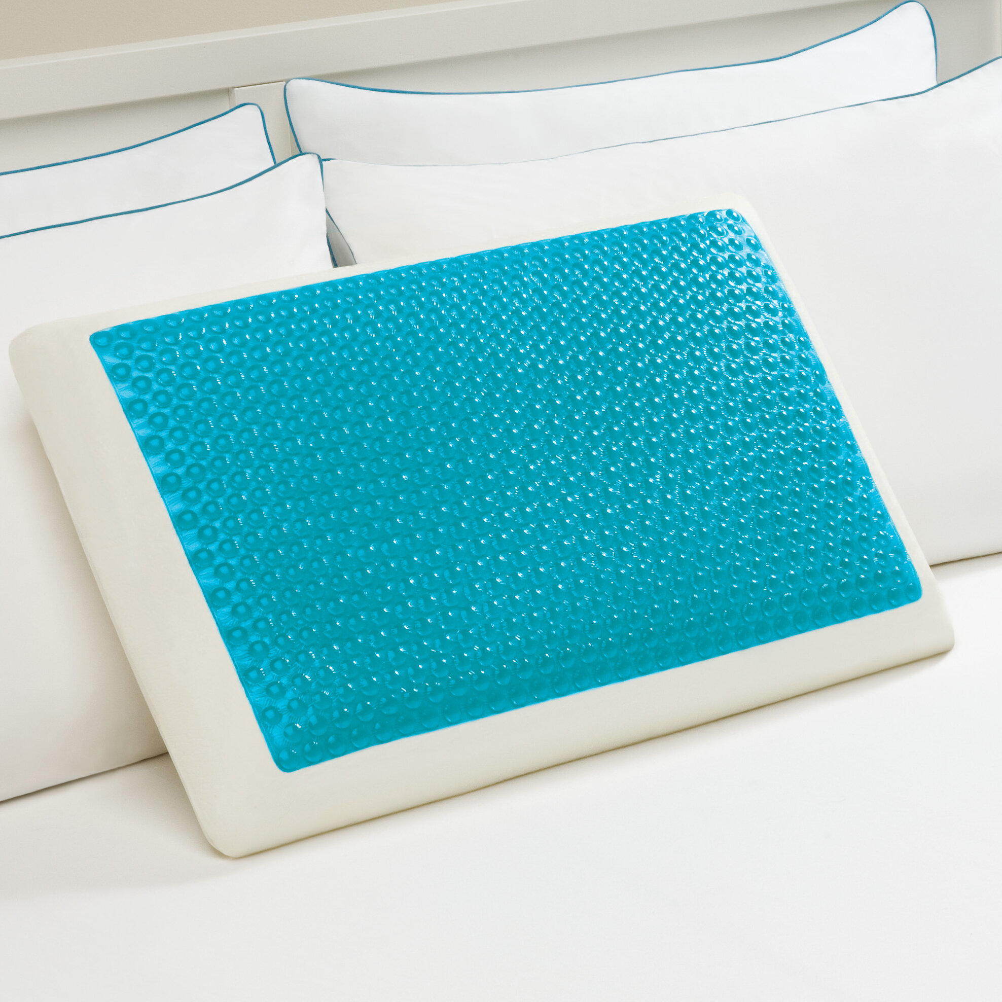 gel cooling case bed productdetail b pillow pillows with comfort