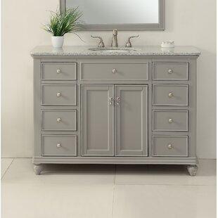 48 inch vanity light contemporary vanity fawkes 48 48 inch bathroom light fixture wayfair