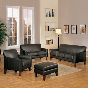 Clintonville Configurable Living Room Set by Three Posts