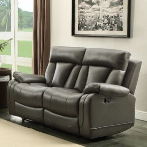 ackerman double reclining loveseat