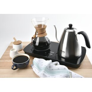 90b2e330063 Aroma 4-Cup Housewares Professional Digital Pour Over Coffee Maker