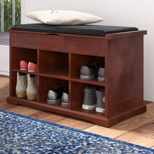 Baryne Shoe Storage Bench