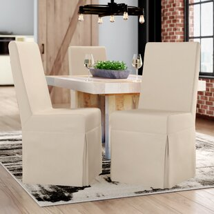 Liwanu Slipcover Side Chair (Set of 2)