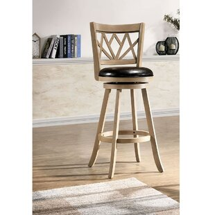 Argent 1-Piece Swivel Bar Stool