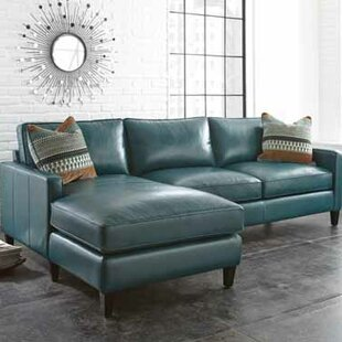 Beau Cadwall Leather Sectional
