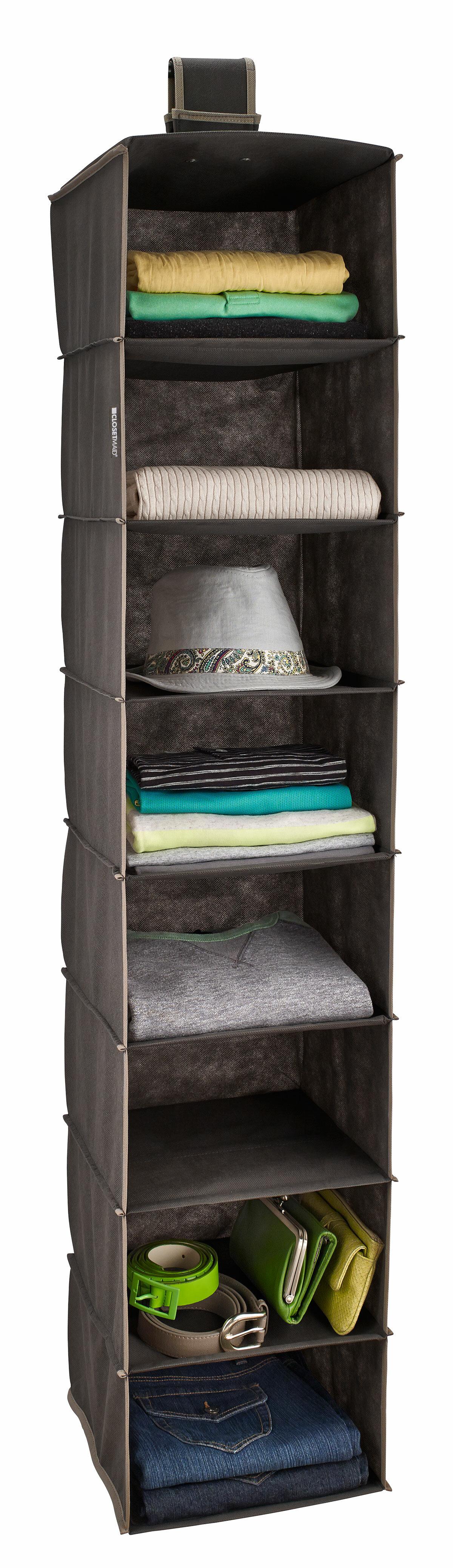 ClosetMaid 8 Shelf Closet Hanging Organizer U0026 Reviews   Wayfair