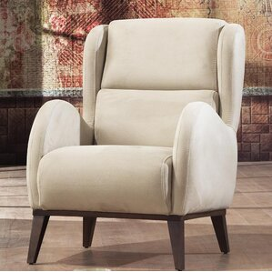Danos Wingback Chair by Brayden Studio