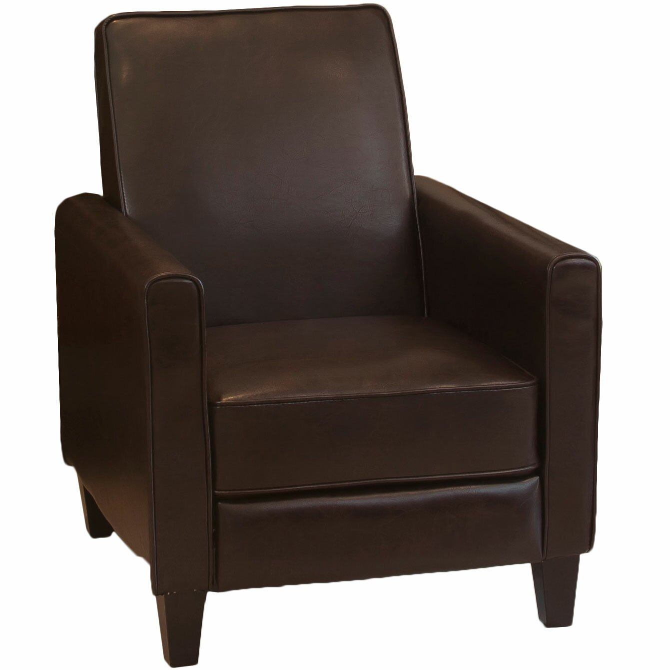 Club chair recliner - Lana Reclining Club Chair