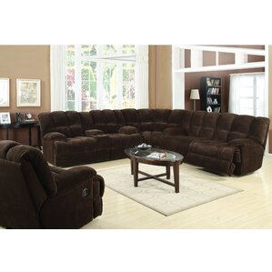 Ahearn Reclining Sectional by ACME Furniture