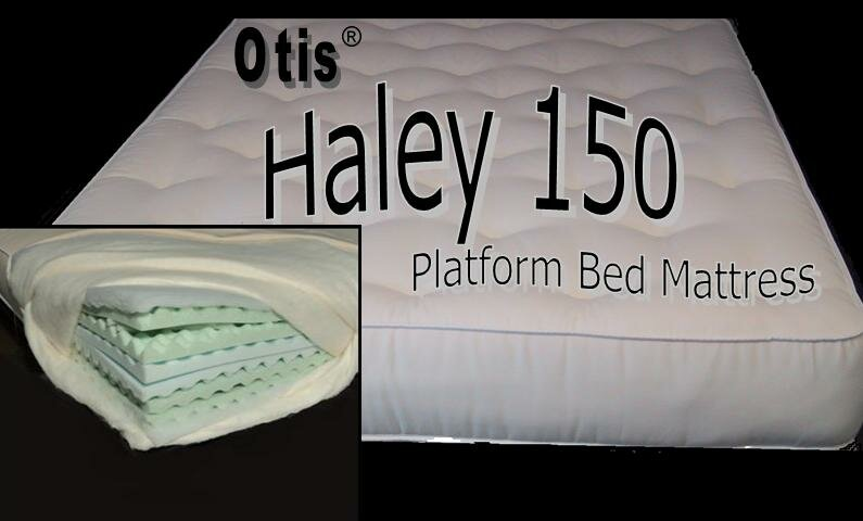 Otis 8 Extra Firm Polyurethane Foam Mattress