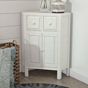 Cream Corner Cabinet | Wayfair