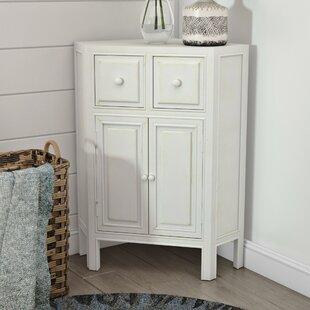 Tall White Corner Cabinet | Wayfair