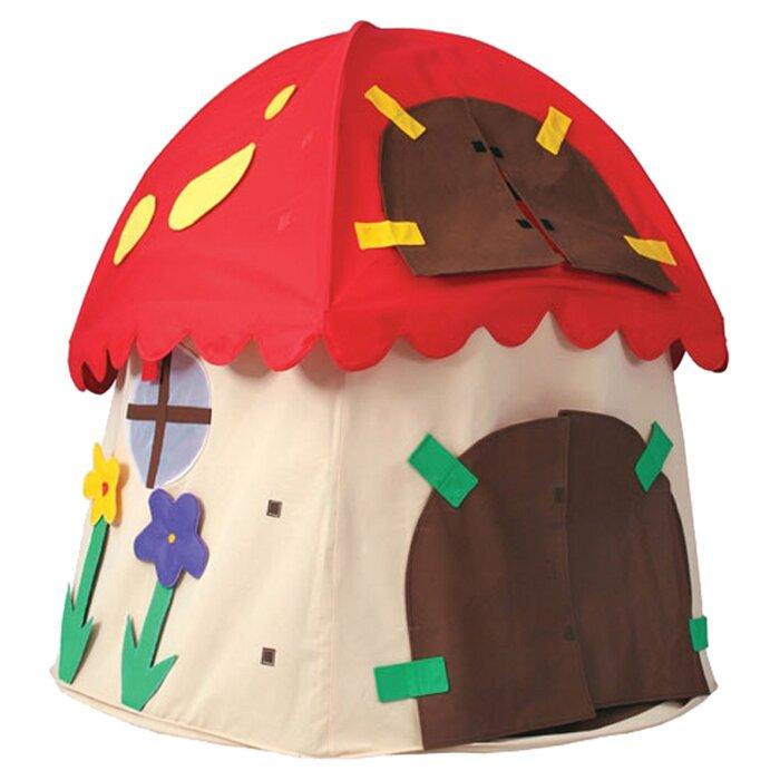 Mushroom Play Tent  sc 1 st  Wayfair & Bazoongi Kids Mushroom Play Tent u0026 Reviews | Wayfair