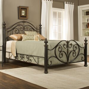 Grand Isle Panel Bed by Hillsdale Furniture
